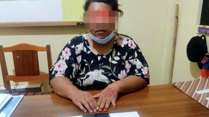 Narkoba Kalteng, Ibu Rumah Tangga Warga Ketapang Sampit Ini  Ditangkap Polisi Diduga Pengedar Sabu