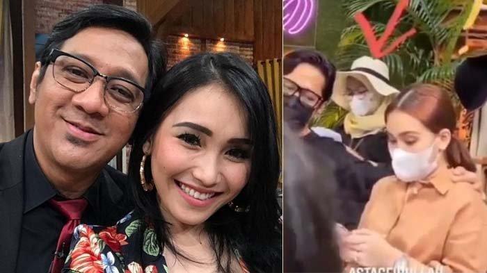 Buntut Aksi Elus Ayu Ting Ting Viral, Andre Taulany Ucap Kata Insyaf Usai Disindir Ayu Dewi