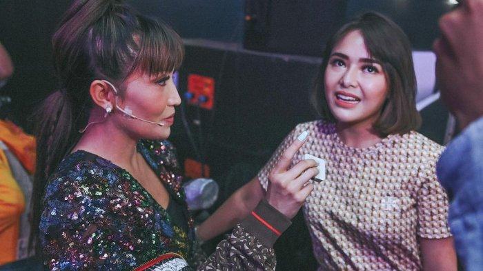 Kondisi Tubuh Amanda Manopo Disentil Ayu Dewi, Kulit Lawan Main Arya Saloka Jadi Sorotan
