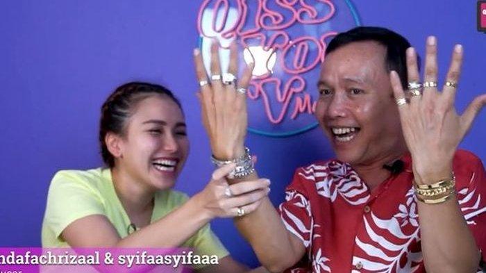 Bayaran Ayah Rozak Tampil di TV Disentil Ayu Ting Ting, Wendy Cagur dan Andhika Pratama Syok