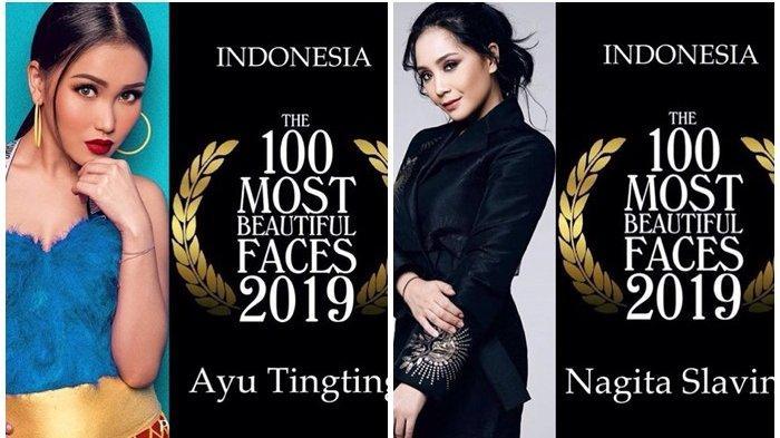 Unggul Mana? Istri Raffi, Nagita Slavina & Ayu Ting Ting di Nominasi Wanita Tercantik Indonesia 2019