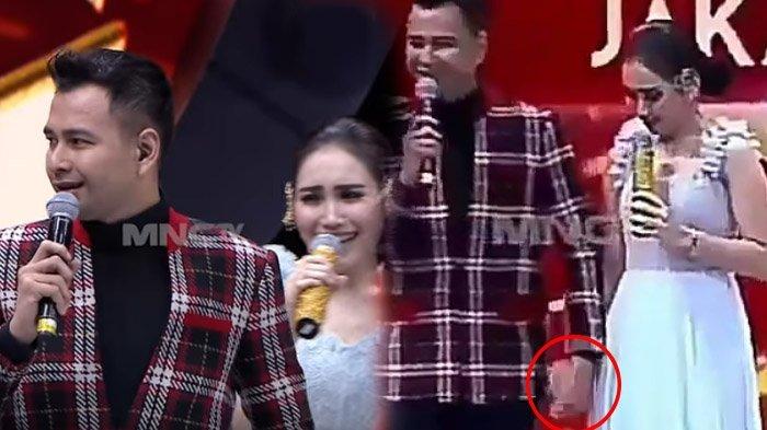 Semprot Raffi Ahmad, Aksi Ayu Ting Ting di Acara TV Ruben Onsu Cs Muncul Lagi: Dengar Suara Hatimu