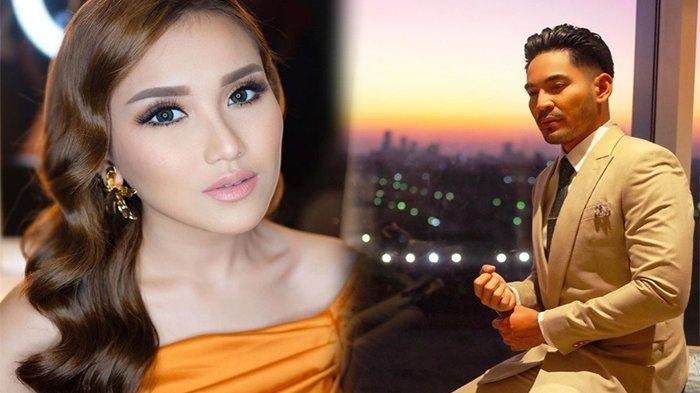 Restui Pernikahan Ayu Ting Ting dan Robby Purba, Fans Heboh Foto Putri Rozak Dipeluk sang Presenter