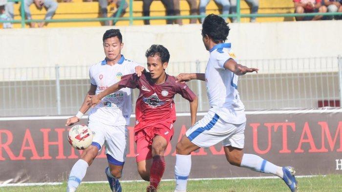 Martapura FC vs PSIM Yogyakarta Imbang 0-0