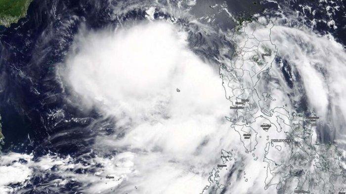 Satelit Nasa Tangkap Aktivitas Badai Siklon Tropis Nuri, Berpotensi Picu Bencana Hidrometeologi