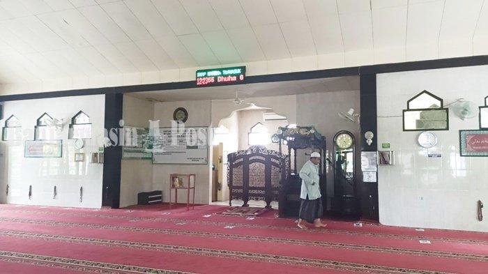 Wisata Kalsel, Masjid Yampi Kabupaten Balangan Kian Luas Setelah Dapat Hibah Tanah
