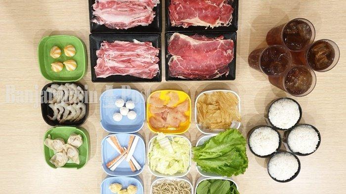 Kuliner Kalsel, Resto Ohayo Suki & Grill di Kertak Hanyar Terapkan Strategi Baru Saat Pandemi