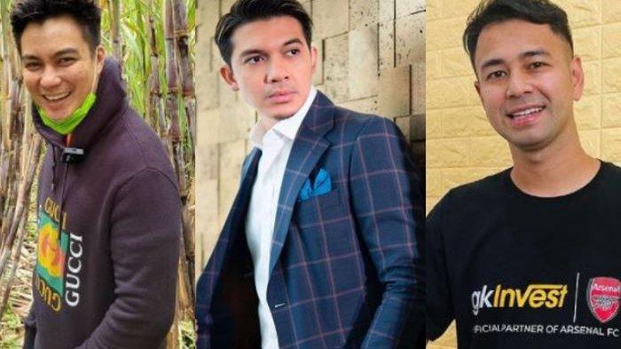 Baim Wong dan Irwansyah juga Raffi Ahmad Dikenal Playboy di Masa Lalu, Ini Kata Nagita Slavina