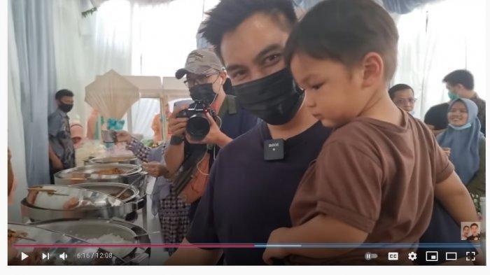Aksi Baim Wong dan Kiano di Acara Hajatan, Suami Paula Verhoeven: Kawinan Orang Gak Dikenal