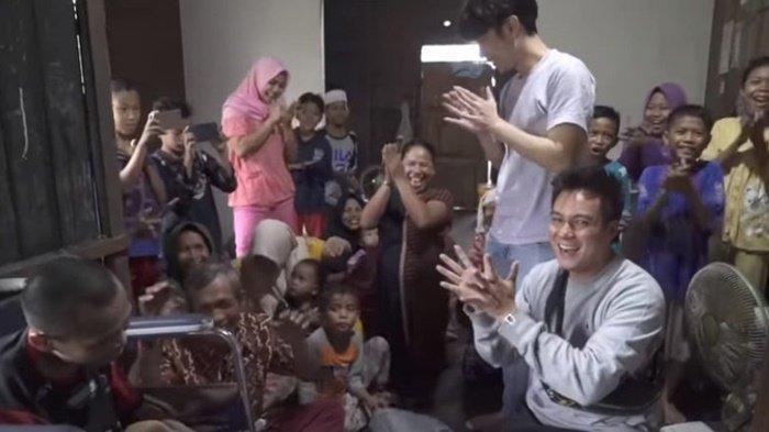 Edo Ts Gamer Satu Tangan Meninggal, Jess No Limit & Baim Wong Ungkap Kronologinya