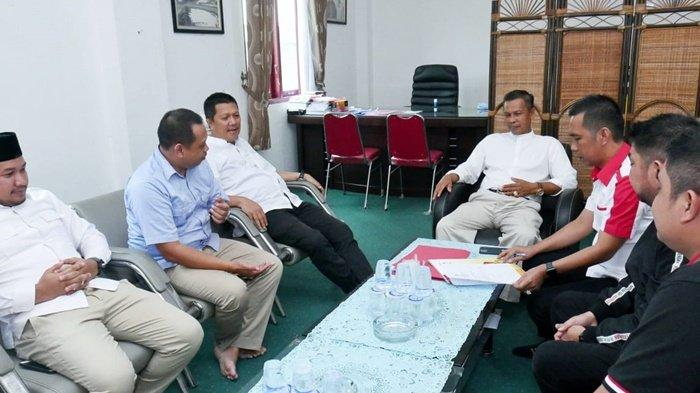 Maju Pilbup, Cuncung Jalin Komunikasi ke Seluruh Parpol di Kabupaten Tanah Bumbu