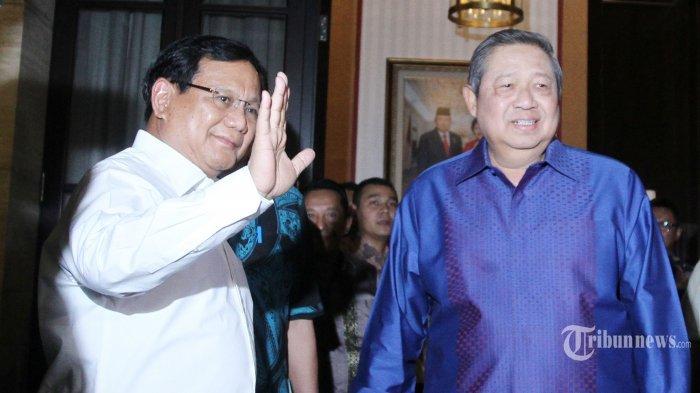 Pernyataan Resmi Petinggi Gerindra, Silahkan Partai Demokrat Keluar dari Kubu Prabowo - Sandiaga Uno