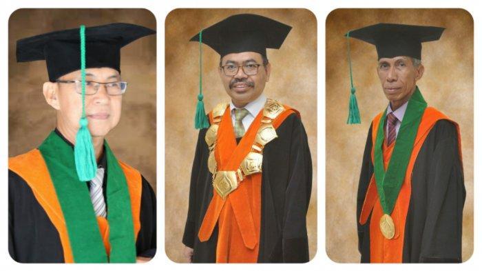 Penjaringan Bakal Calon Rektor UIN Antasari Banjarmasin, Panitia Tetapkan Tiga Nama Guru Besar