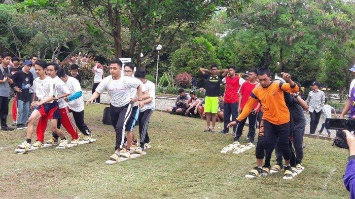 Seru Lomba Permainan Tradisional Meriahkan Hari Jadi Kabupaten Hst Ke 58 Banjarmasin Post