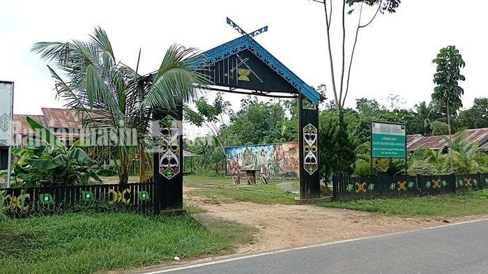Wisata Kalsel, Balai Adat Dayak Desa Warukin di Kabupaten Tabalong