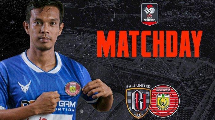 Link Nonton Streaming Tv Online Indosiar Bali United Vs Persiraja Live Piala Menpora Jam 15 15 Wib Banjarmasin Post