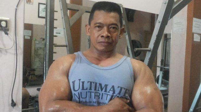 Kisah Bambang Menjadi Atlet Binaraga, Terinspirasi Poster Pemeran Terminator ini