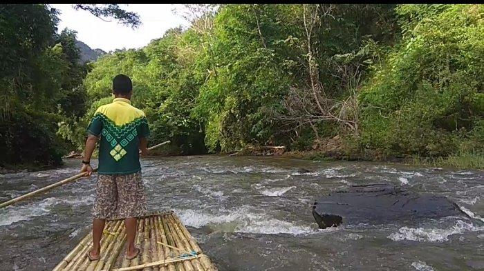 Sungai Amandit HSS Membaik, Semua Lapisan Masyarakat Diminta Menjaga Kualitas Air