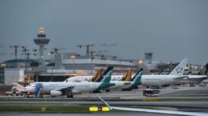 Pria Singapura Ini Ditahan, Gara-gara Beli Tiket Pesawat Hanya untuk Menemani Istri di Area Transit