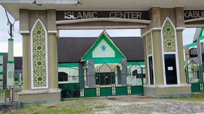 Penularan Covid-19 di Sampit Kotim Meningkat, Islamic Center Disiapkan Menampung Pasien