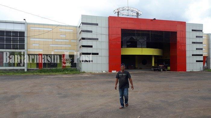 Beberapa Dinas dan Instansi Pemkab Tabalong akan Direlokasi ke Mall Attaybah, Ini Kata Pedagang