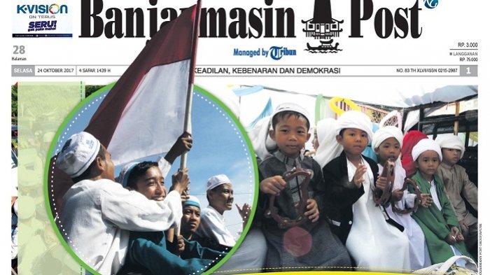 NEWS ANALYSIS Ketua YLK Banjarmasin Hasbi Mahbara: Perlu Tindakan Hukum
