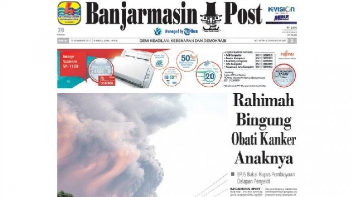 NEWS ANALYSIS Ketua YLK Banjarmasin: BPJS Bakal Hapus Pembiayaan 8 Penyakit, Masyarakat Dirugikan