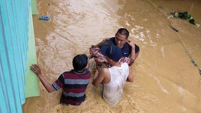 Ahli Waris Korban Banjir Bandang  HSt Terima Santunan Kemensos, Langsung Dikirm ke Rekening