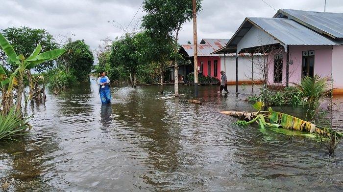 Pasca Banjir, Batola Anggarkan Rp 478 Milyar Guna Rehabilitasi Kerusakan