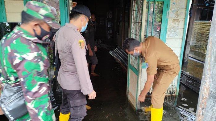 Daha Selatan Kabupaten HSS Mulai Terendam Banjir, Camat Sebut Awet Hingga Tiga Bulan