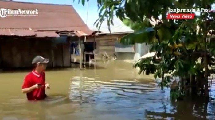 Di Mana-mana Banjir, Ini Peringatan Dini BMKG Hari Ini: Ini Wilayah yang Hujan Lebat & Cuaca Ekstrem