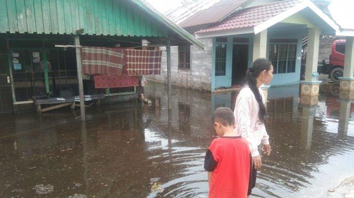 138 Korban Banjir Kalsel di Banjarbaru Minta Penangguhan Pembayaran Air Bersih, Begini Respon PDAM