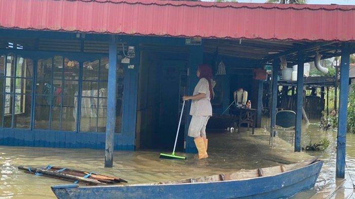 Banjir Kalsel, Kronologi Bencana Besar yang Menerjang 2 Kecamatan di Kabupaten Tanbu