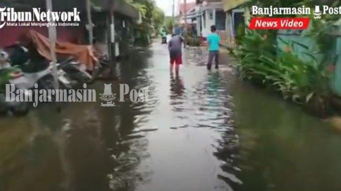 Status Tanggap Darurat Banjir di Kalsel Diperpanjang Hingga 10 Februari 2021