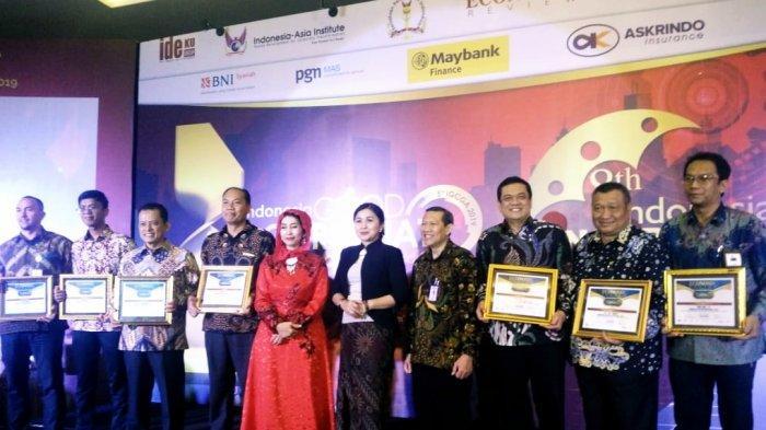 Bank Kalsel Sabet Penghargaan di IGCCA 2019