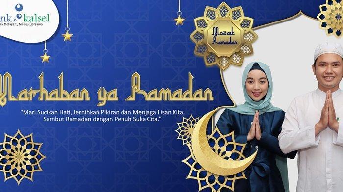 Sambut Bulan Ramadan, Bank Kalsel Gelar Mozaik Ramadan