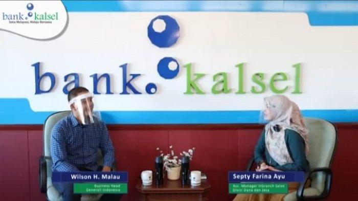 Bank Kalsel Bincang Seru, Perlukah Asuransi Jiwa untuk Milenial?