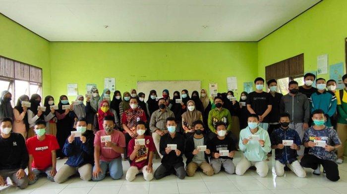 Bank Kalsel sosialisasi Satu Rekening Satu Pelajar