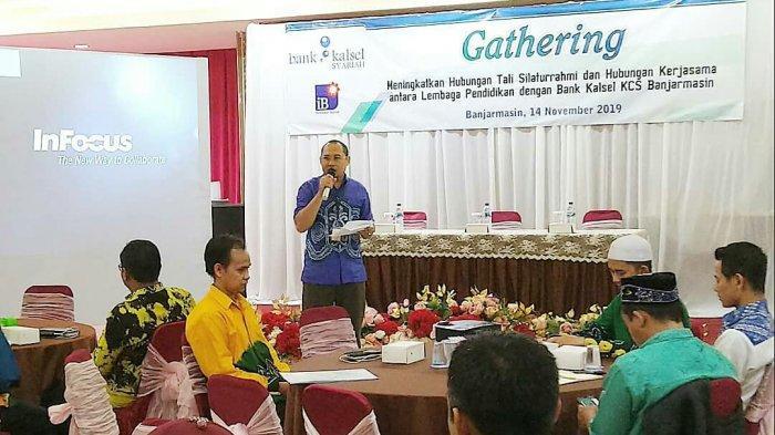 Bank Kalsel Syariah Gelar Gathering Bersama Lembaga Pendidikan