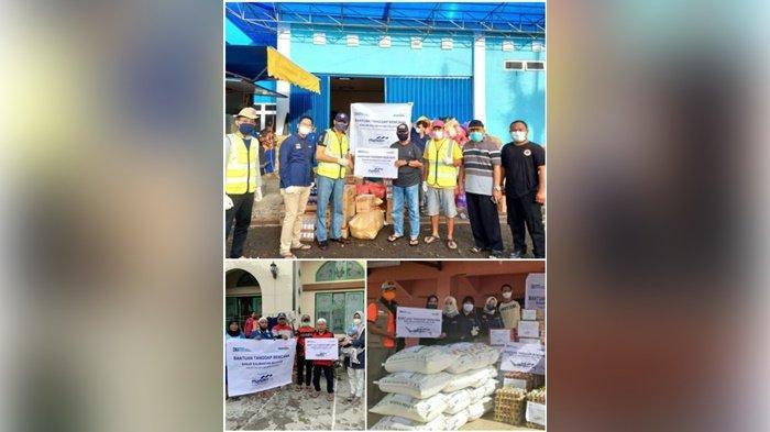 Peduli Bencana Alam, Bank Mandiri Salurkan Bantuan Darurat Bagi Korban Banjir Kalsel
