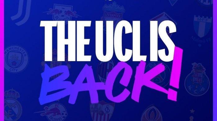 Jadwal Liga Champion Siaran Live SCTV Malam Ini MU & Barcelona vs Munchen, Liverpool vs Milan Besok