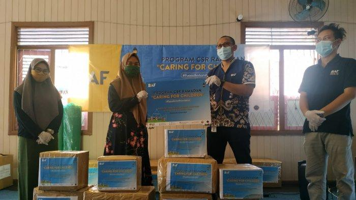 BAF Bantu Penuhi Asupan Nutrisi Anak-anak Indonesia melalui #PuasaBerkahPuasaSehat