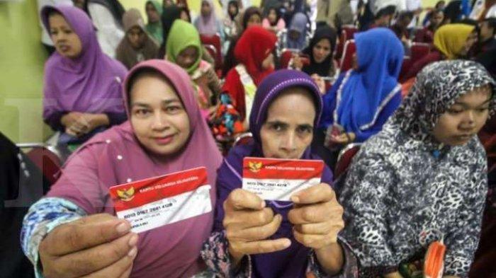 Program Kartu Sembako, dulu Bantuan Pangan Non-Tunai (BPNT), adalah program bantuan sosial yang disalurkan pemerintah kepada Keluarga Penerima Manfaat (KPM) melalui uang elektronik setiap bulan.