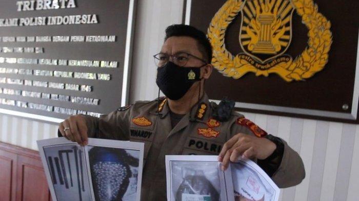 Peranan Terduga Teroris di Aceh Didalami, Turut Terlibat Kasus Bom Bunuh Diri Polrestabes Medan