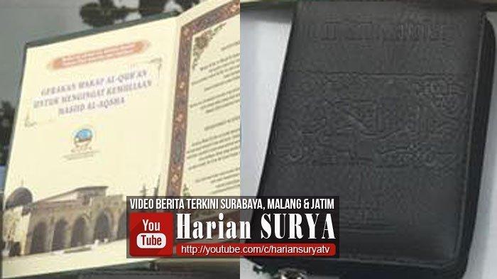 Ini Penampakan Dua Kitab yang Dibawa Terduga Teroris yang Tewas Ditembak Mati di Tuban