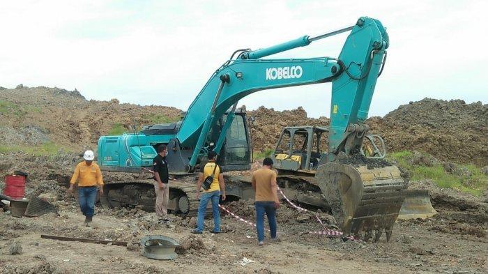 DPO Kasus Penambangan Batu Bara Tanpa Izin Diringkus Unit Tipidter Polres Tanbu di Banjar