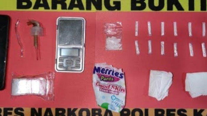 Narkoba Kalteng, Pemilik 13 Paket Sabu Dibekuk Satresnarkoba Polres Kapuas