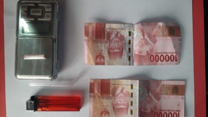 Alan Kusuma Tak Bisa Mengelak saat Digaruk Polisi HSS, Diduga Habis Lakukan Transaksi Haram