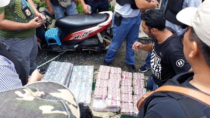 Oknum Polisi Diduga Perampok Mobil Bank Mandiri Buron, Rekannya Warga Sipil Dibekuk