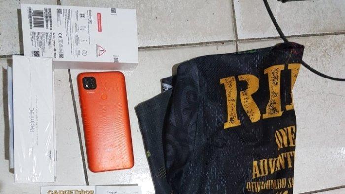 Pencurian di Kalsel, Aksinya Terekam CCTV, Pencuri di HST Diciduk Petugas di Tempat Kerja